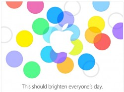 Apple Media Event  : Peluncuran iOS 7, iPhone 5S dan 5C